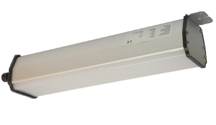 LED valaisin 1296mm 136W 16000 lm